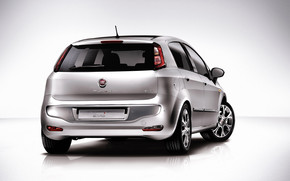 Fiat Punto Evo wallpaper