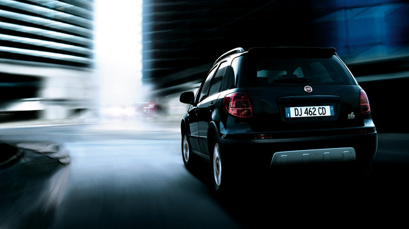 Fiat Sedici wallpaper