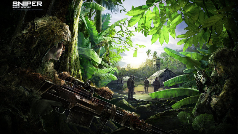 Sniper Ghost Warrior wallpaper