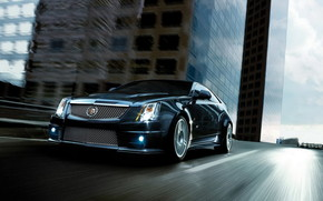 Cadillac Sport Coupe wallpaper