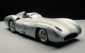 Mercedes 300 SLR Streamliner wallpaper