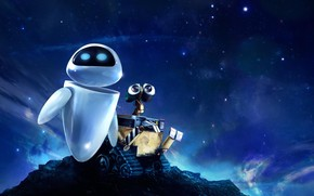 Walle Movie wallpaper
