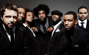 The Roots Band Photo Session wallpaper