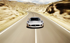 Jaguar C-X75 Concept Speed wallpaper