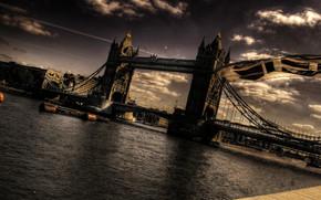 Nice Stylized Tower Bridge