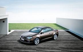 VW EOS Closed 2011 wallpaper