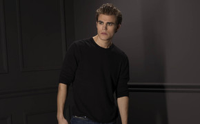 Paul Wesley Look wallpaper