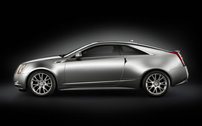 Cadillac CTS Coupe Side wallpaper