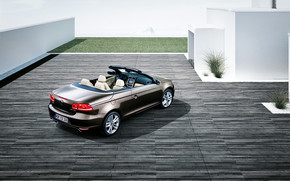 Volkswagen Eos 2011 wallpaper