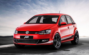 ABT Volkswagen Polo wallpaper