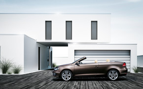 2011 Volkswagen Eos Open wallpaper