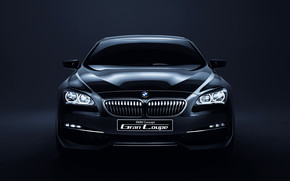 BMW Concept Gran Coupe wallpaper