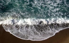 Sea low tide