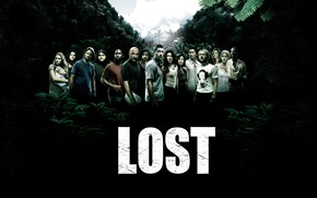 Lost Movie Group wallpaper
