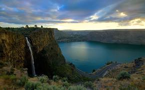 Superb nature landscape
