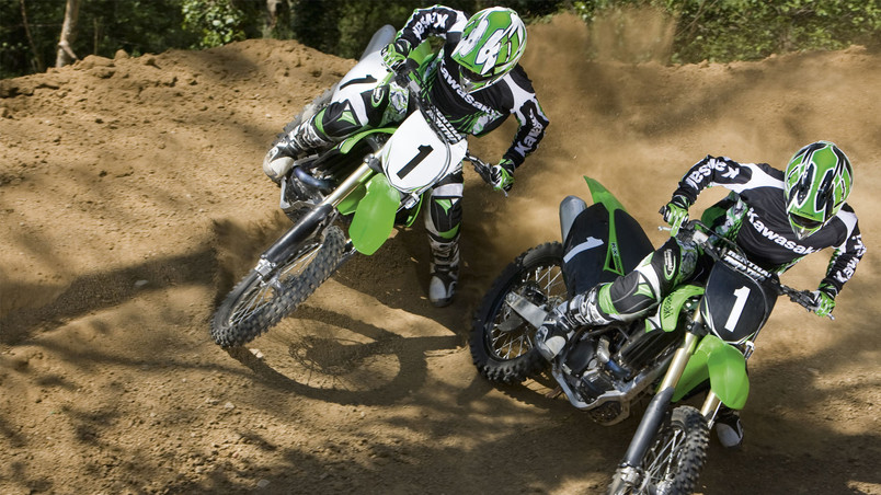 Kawasaki KX 250F wallpaper