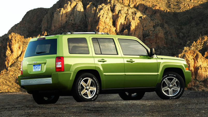 Jeep Patriot Limited wallpaper