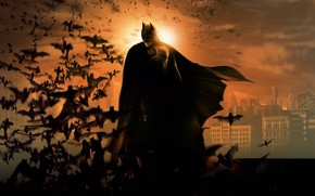 Batman 3 The Dark Knight rises wallpaper