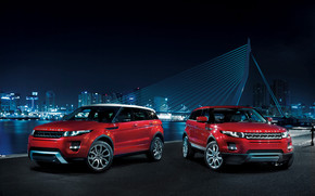 Range Rover Evoque Duo wallpaper