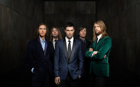 Maroon 5 Band wallpaper