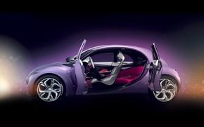 Eggy Concept Car