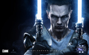 The Force Unleashed 2 wallpaper