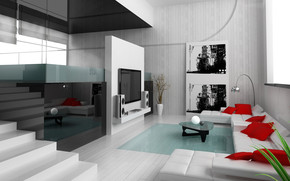 Living design wallpaper