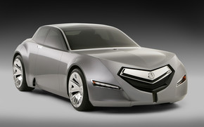 Acura Sedan Concept wallpaper
