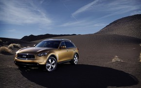 Great Infiniti FX 35 wallpaper