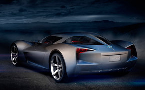 Chevrolet Corvette Stingray Concept wallpaper
