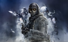 Just Call Of Duty Modern Warfare wallpaper