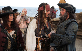 Pirates of the Caribbean 4 wallpaper