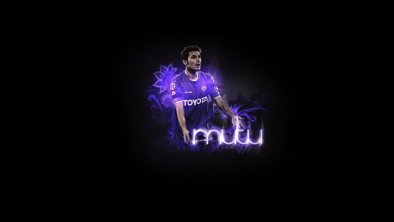 Fiorentina Wallpaper Ipad: Adrian Mutu AC Fiorentina HD Wallpaper