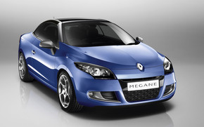 Megane Coupe Cabriolet GT wallpaper