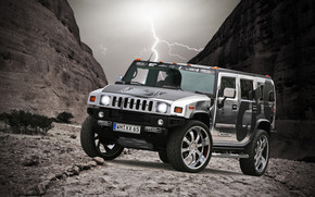 CFC Hummer H2 wallpaper