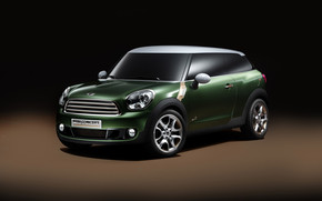 Mini Paceman wallpaper