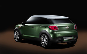Mini Paceman Concept wallpaper