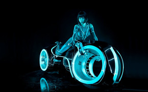 Tron Legacy 2010 Film wallpaper
