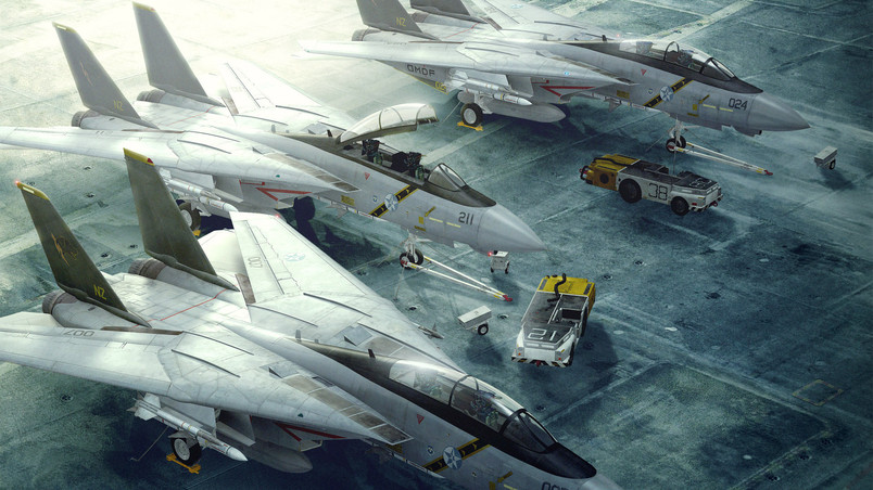 F14 Tomcat wallpaper