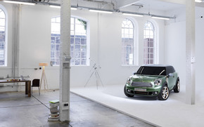 Mini Paceman Studio wallpaper