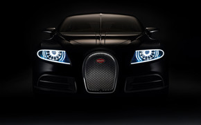 Bugatti 16C Galibier Front