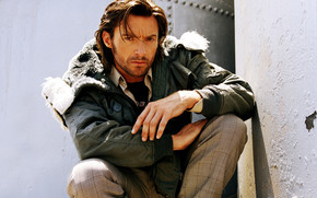 Hugh Jackman Actor wallpaper