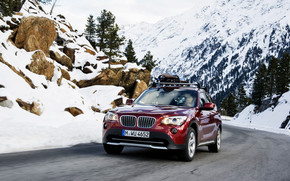 BMW X1 Speed wallpaper