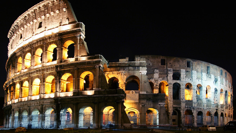 Colosseum Italy wallpaper