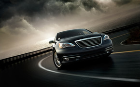 Chrysler 200 Sedan wallpaper