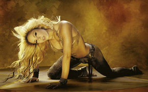 Isabel Ripoll Shakira wallpaper