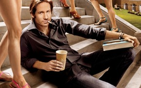 David Duchovny Californication wallpaper
