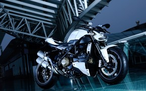 Ducati Streetbike wallpaper
