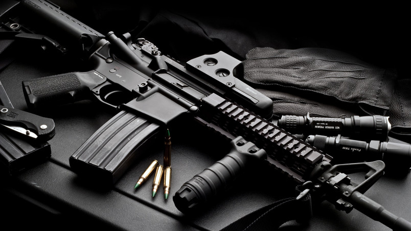 Colt M4 HD Wallpaper