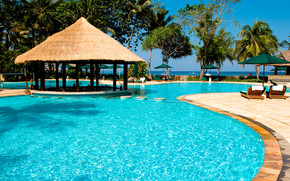 Luxury Resorts Costa Rica wallpaper